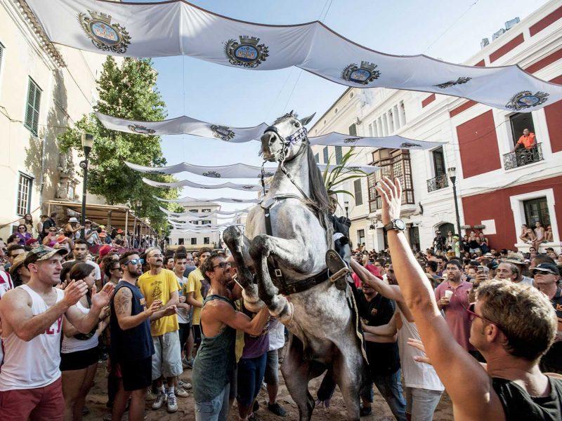 Mahon Festival, Menorca