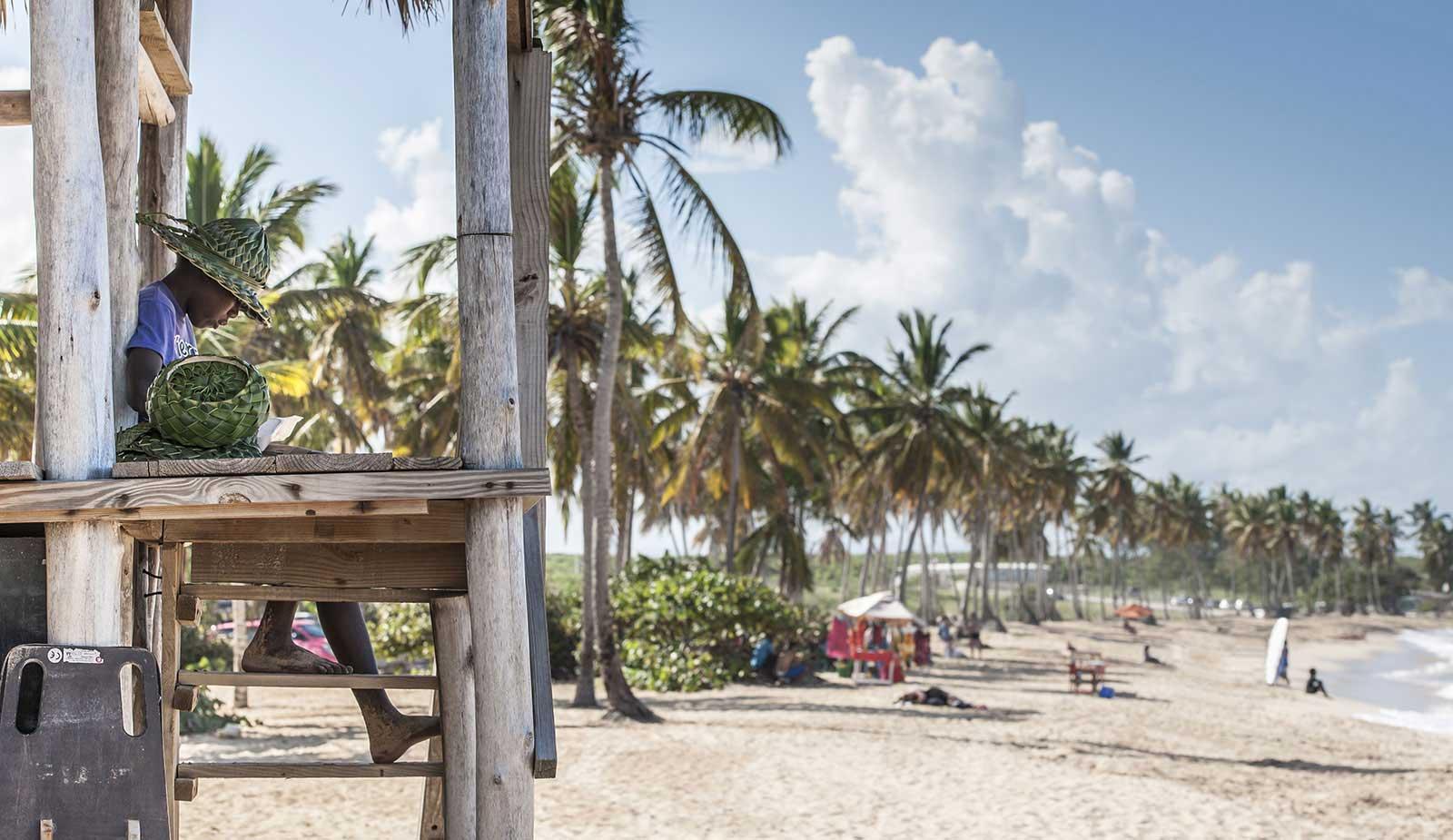 Dom Rep beach