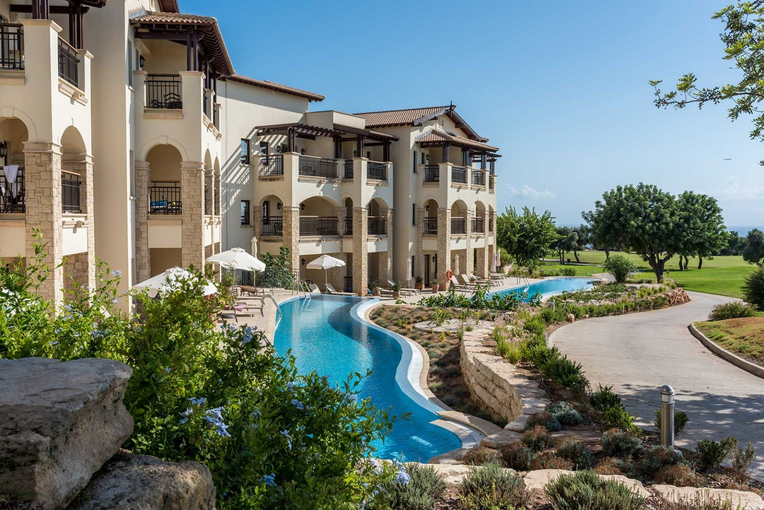 Sensatori Aphrodite Hills, Cyprus