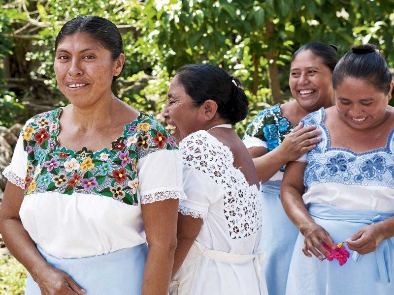 Mayan entrepreneurs, Sensatori Mexico