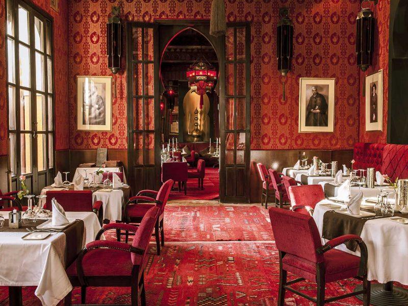 Marrakech Restaurant, Morocco