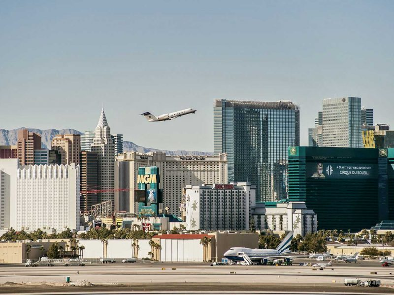 Las Vegas, Nevada. USA