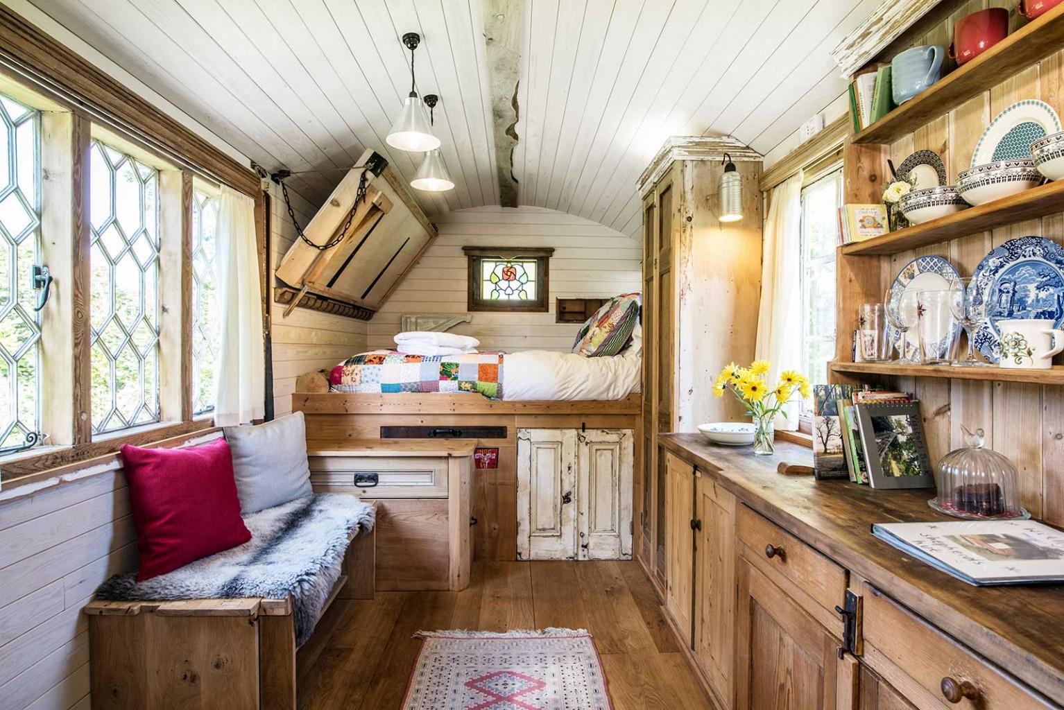 CoolStays Shepherd Hut