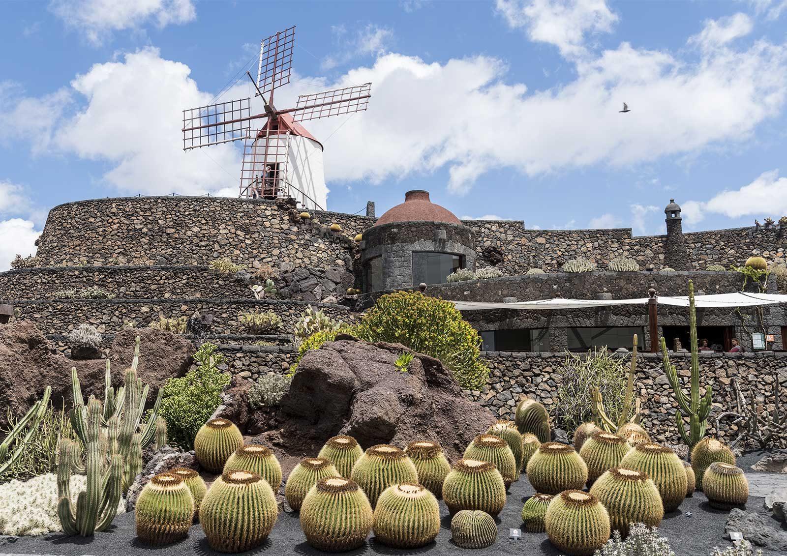 Cactus Gardens, Lanzarote