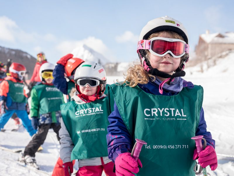 Crystal Ski Whizz Kids and Pepi Penguin