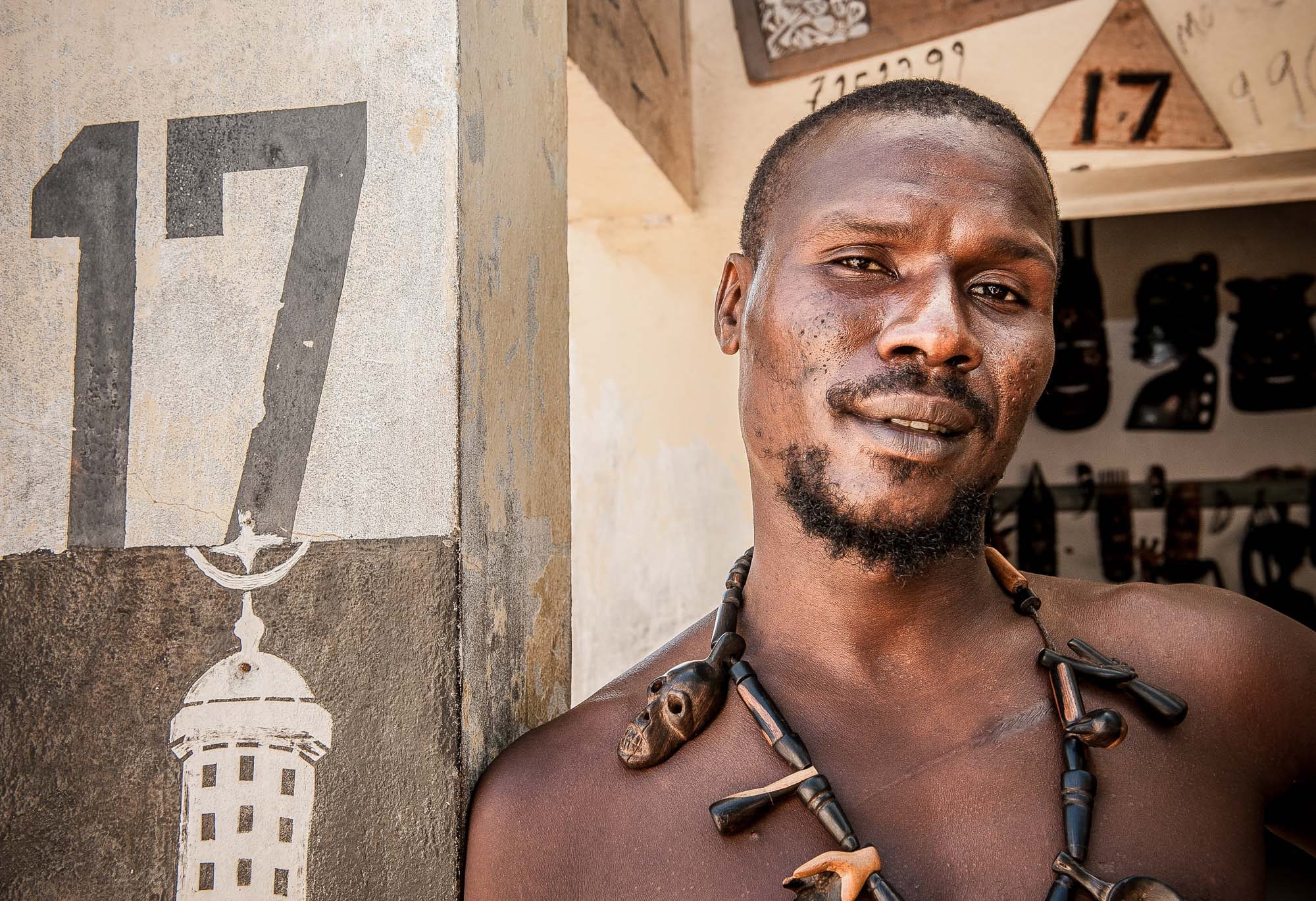 Gambia 17 Portrait